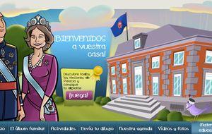 ¿Jugar al Trivial con el Rey? Zarzuela crea una web para niños