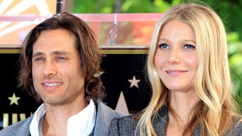 Gwyneth Paltrow y su marido, Brad Falchuk. (EFE)