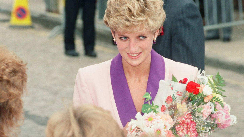 La princesa Diana, en 1992. (Getty)