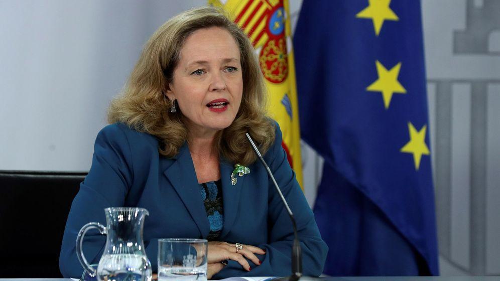 Foto: La vicepresidenta del Gobierno Nadia Calviño. (EFE)