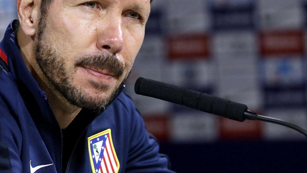 Simeone: El equipo espera más goles tanto de Jackson como de Torres