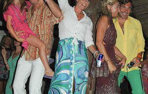 Ana Gamazo y Juan Abelló bailan hasta el amanecer