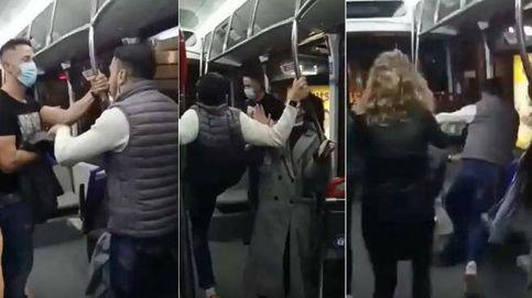 Un hombre da una paliza a un policía por llamarle la atención al ir sin mascarilla