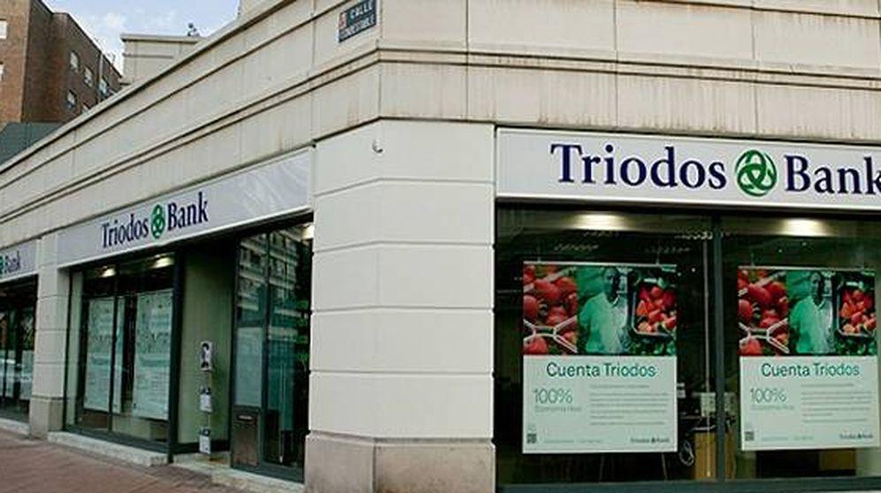 Foto: Oficina de Triodos Bank