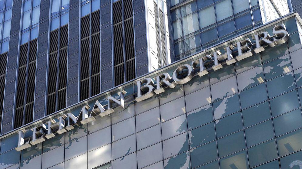 Foto: Fotografía de archivo del banco quebrado en 2008, Lehman Brothers. (EFE)
