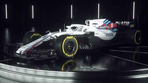 Williams presenta su flamante FW41
