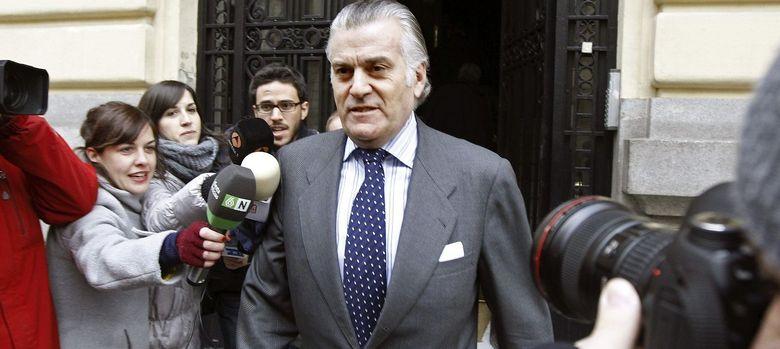 Foto: El extesorero del Partido Popular Luis Bárcenas. (EFE)