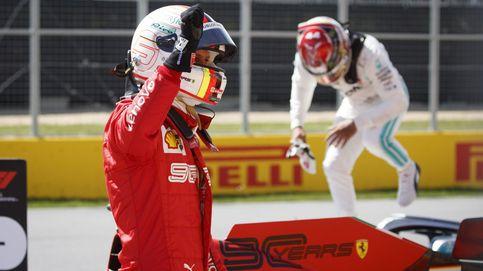 Cómo Ferrari y Vettel vencieron por fin a los imbatibles Mercedes en Canadá
