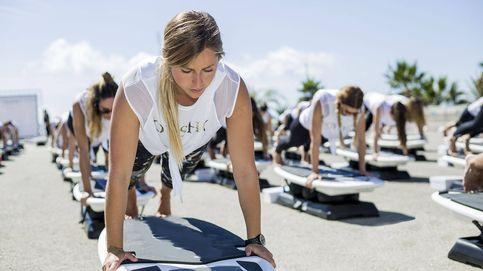 Surfset: la nueva rutina deportiva de Paula Echevarría