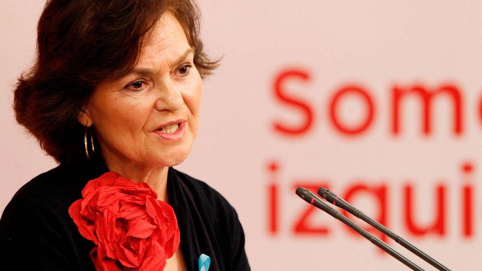 Calvo propugna trasladar las políticas de igualdad al conjunto del Gobierno