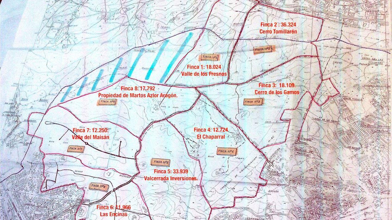 Las fincas de nobles que forman parte del madrileño Monte de El Pilar (Asociación de Caminos de Majadahonda)