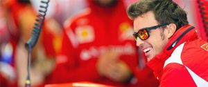 Alonso, el peor de los rivales a la espalda