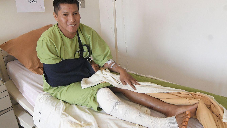 Sobrevivió al accidente del Chapecoense y 4 años después vuelve a librarse de la muerte