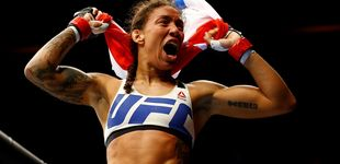Post de UFC Sacramento: El KO inesperado de De Randamie a Aspen Ladd a los 16 segundos