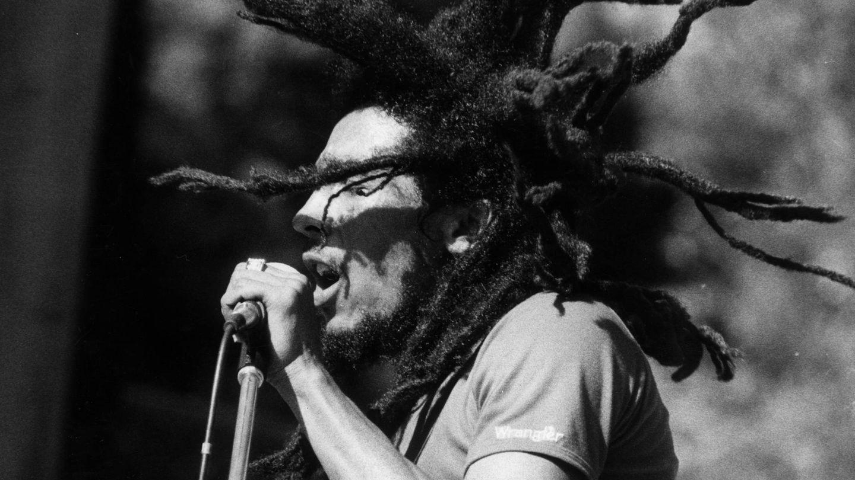 Bob Marley. (Getty)