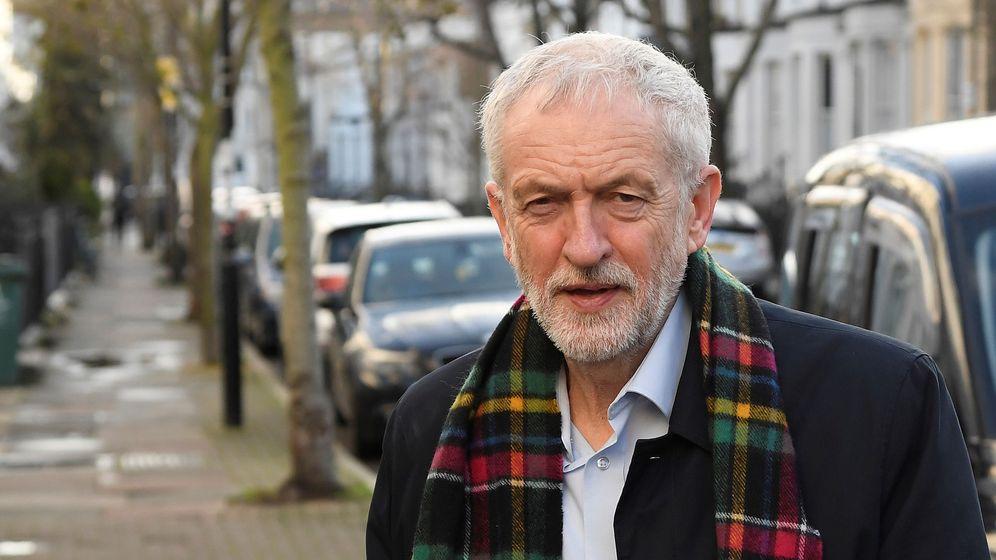 Foto: El líder laborista Jeremy Corbyn. (Reuters)