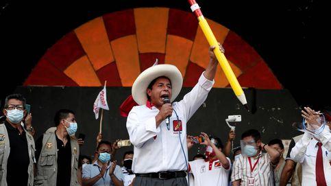Pedro Castillo, el maestro comunista que asusta a las élites económicas de Perú.