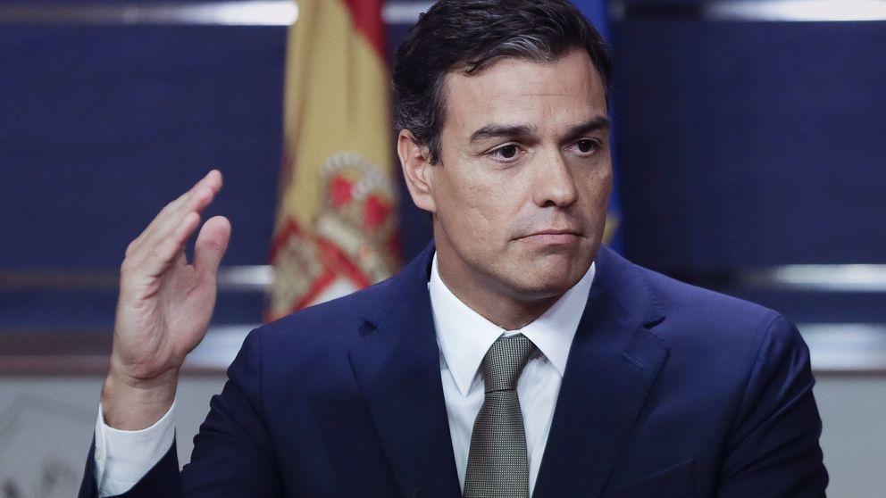 Sánchez mantiene el no y deja en duda su postura si fracasa Mariano Rajoy