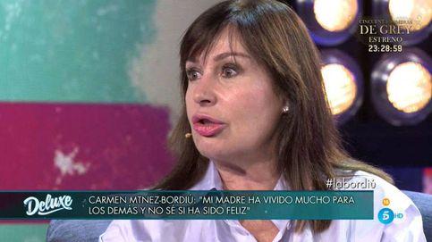 El 'Deluxe' lidera la noche del sábado con la visita de Carmen Martínez-Bordiú
