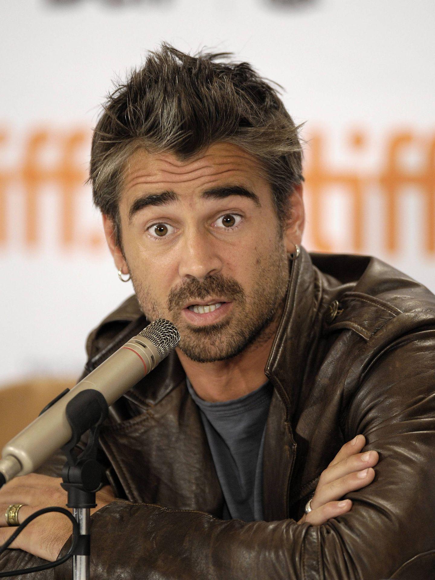 Colin Farrell, en el Festival Internacional de Cine de Toronto de 2009. (EFE)