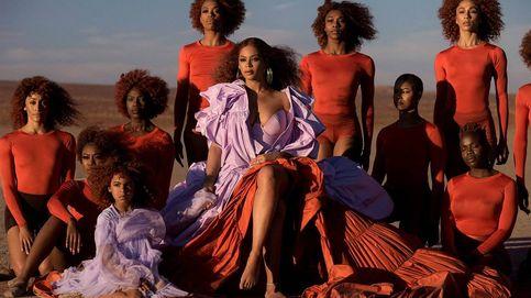 Los looks de Beyoncé en su vídeo para 'El Rey León'