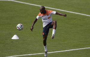 Martins, el 'Pepe holandés' que augura un incendio con Diego Costa tras 'probar' a Robben