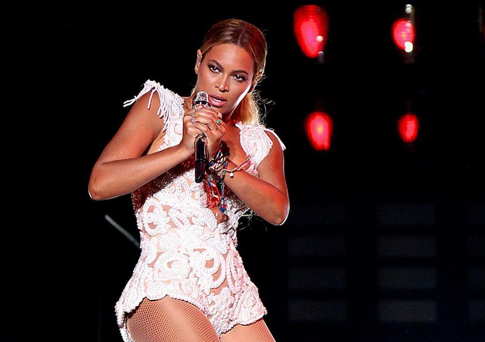 Foto: Concierto de Beyoncé en Medellín (EFE)