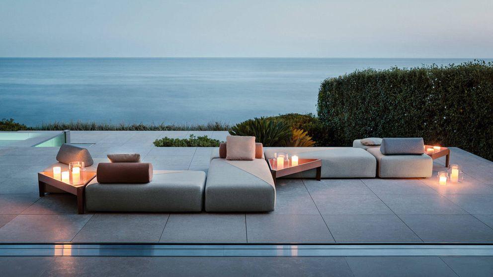 Muebles de exterior para disfrutar del buen tiempo