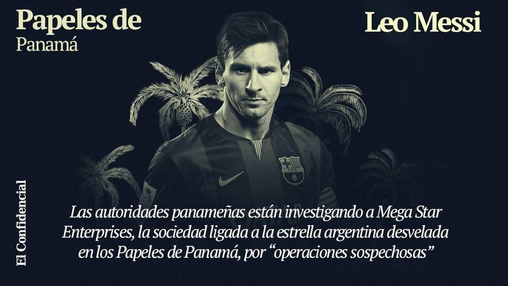 Leo Messi, en las nuevas revelaciones de los Papeles de Panamá