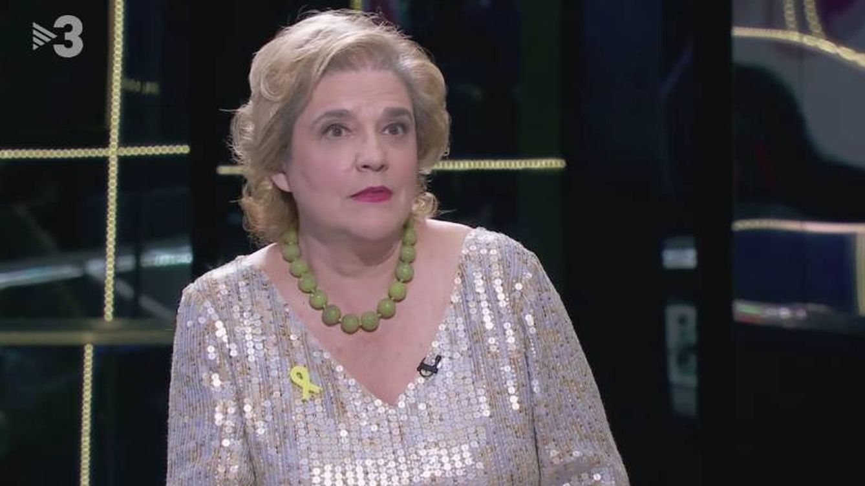 Pilar Rahola, abucheada por los espectadores de TV3 por este comentario en 'Preguntes Freqüents'