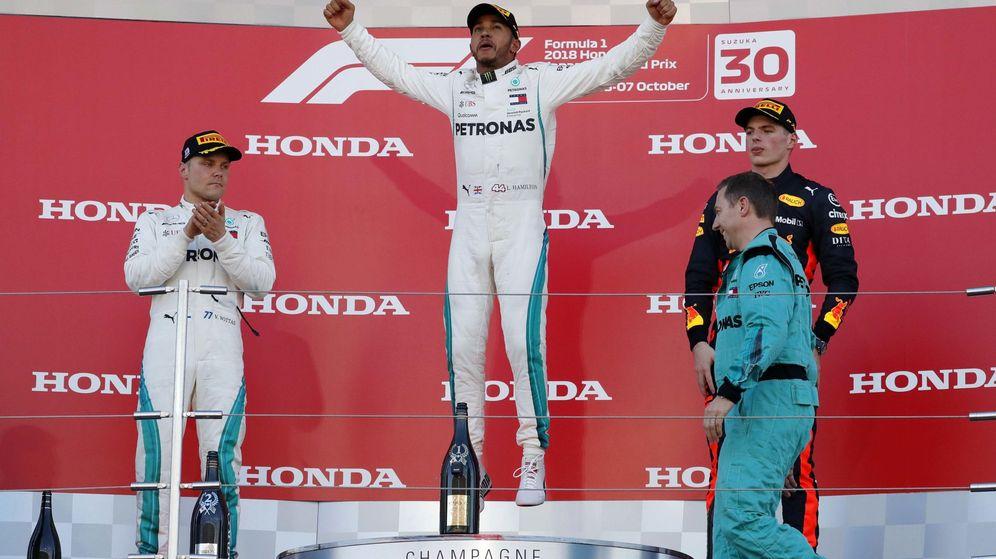 Foto: Las mejores imágenes del GP de Japón de Fórmula 1