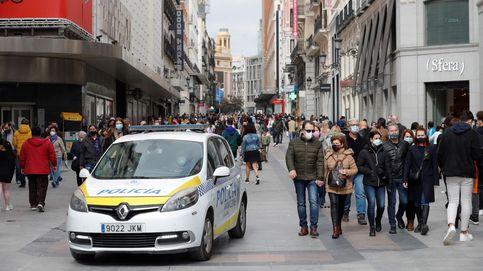 Detenida una mujer por maltratar a sus cuatro hijos, de entre 4 y 8 años, en Madrid