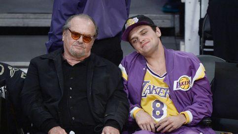 Jack Nicholson, un enfermo de alzhéimer que solo va al baloncesto