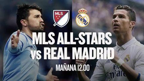 DMAX se apunta al fútbol con la emisión del 'All Star Game'