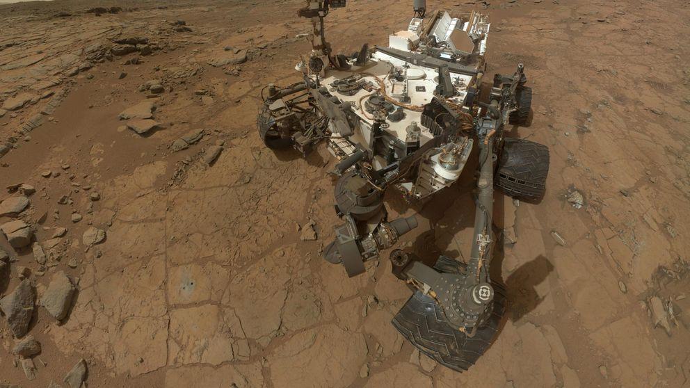 Nuevos indicios apuntan a que Marte pudo ser habitable
