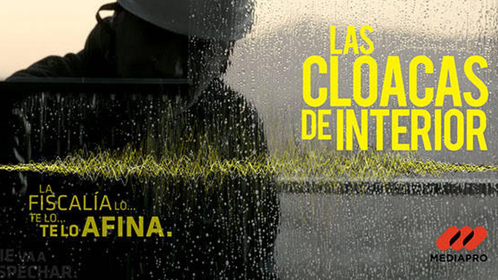 Foto: Imagen del documental 'Las cloacas de interior'. (Mediapro)