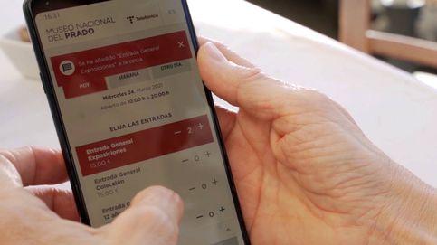 Telefónica Empresas transforma digitalmente la gestión de entradas del Museo del Prado