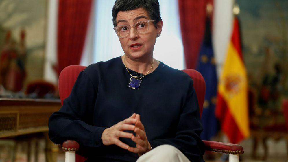 Foto: La ministra González Laya. (Reuters)
