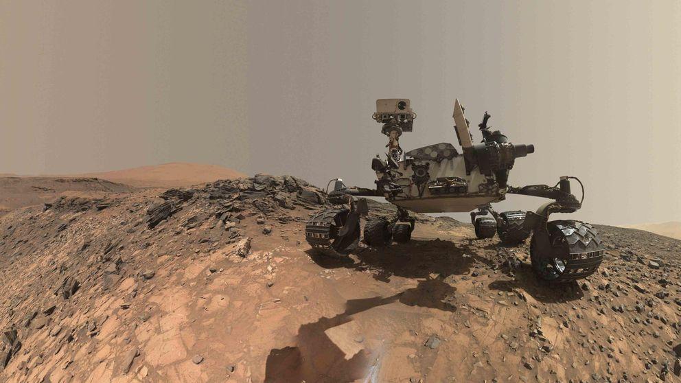 Diez motivos por los que Curiosity es nuestro robot espacial favorito