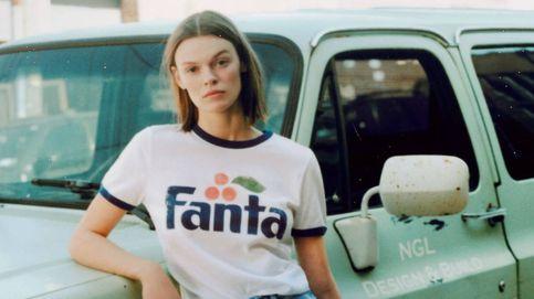 Seas de Coca-Cola o Fanta, estas camisetas de Zara dan looks 10 al momento