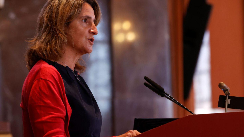 La vicepresidenta tercera y ministra para la Transición Ecológica y el Reto Demográfico, Teresa Ribera. Foto: EFE
