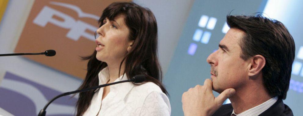 Foto: Génova impone a Alicia Sánchez Camacho como presidenta del PP en Cataluña