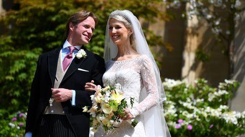 De Amelia Windsor a Pippa Middleton: las peor y mejor vestidas de la boda de Gabriella