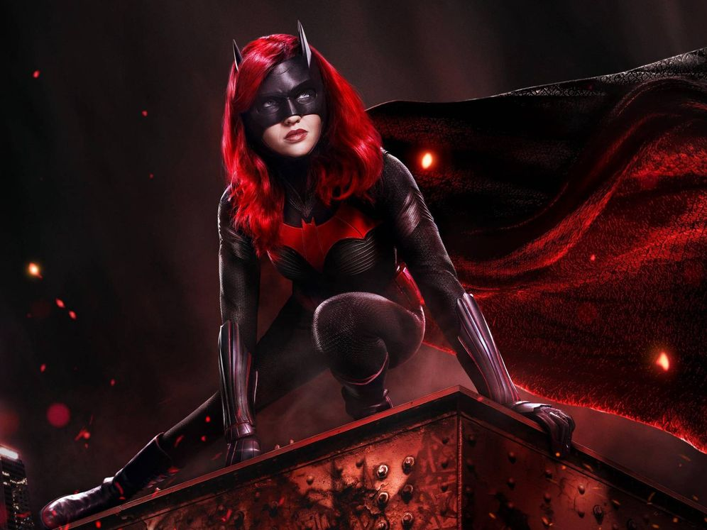 Foto: Ruby Rose protagoniza 'Batwoman'. (The CW)