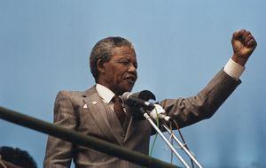 Nelson Mandela, en sus 20 mejores frases
