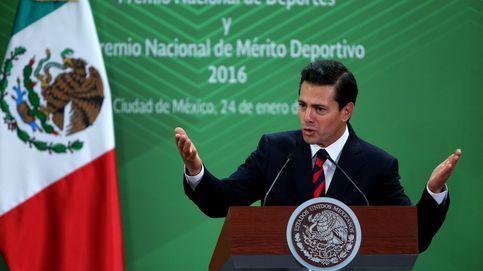 Peña Nieto lamenta y reprueba el muro y asegura que México no lo pagará