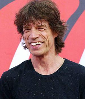 Una tormenta salvó a Mick Jagger de un intento de asesinato