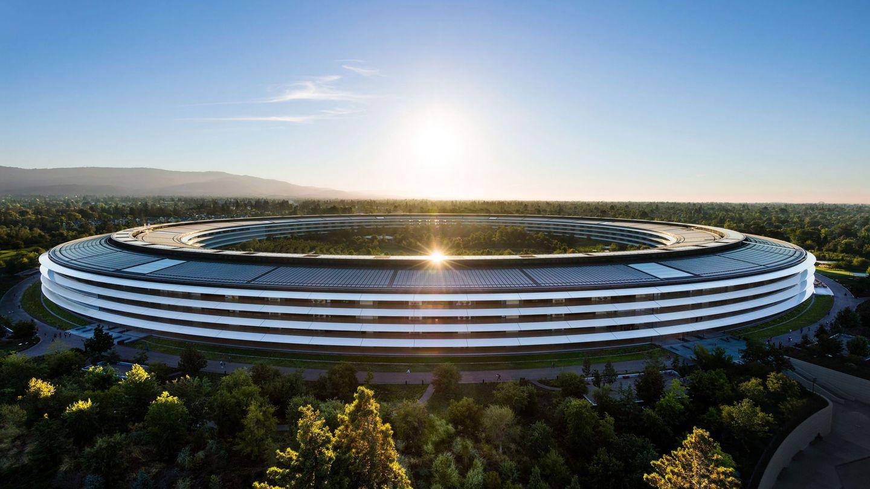 Edificio del Apple Park en Cupertino. (Reuters)