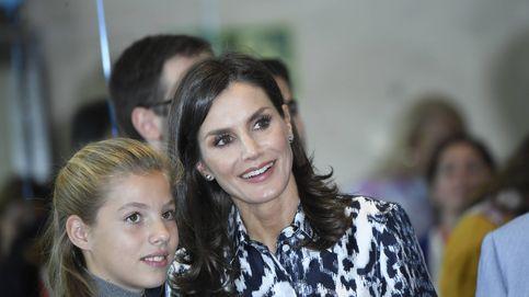 La reina Letizia, nueva musa de Victoria Beckham en Barcelona