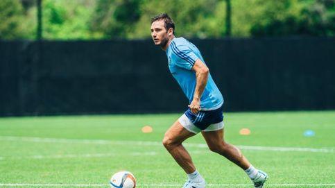Lampard hace horas extra en Central Park para acelerar su debut en la MLS